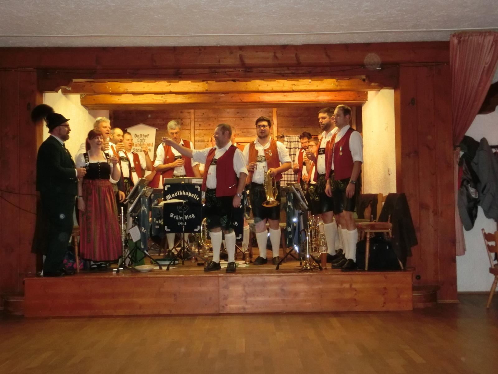 Musikkapelle Schleching